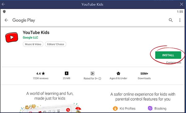 Download Youtube Kids for PC [Windows and Mac] - Tutorials