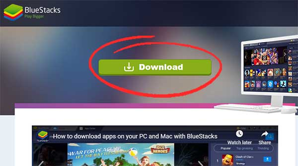 How to Install Bluestacks on Windows and Mac - Tutorials For PC